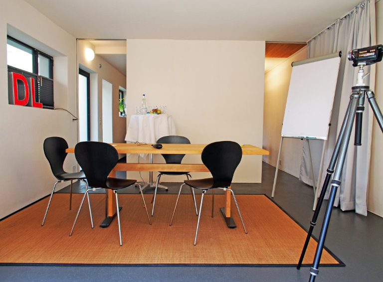 Schulungs-, Seminar- und Sitzungsräume in der casita, Ihrem Zuhause in Bern, Bern's kleinstem und feinstem Hotel