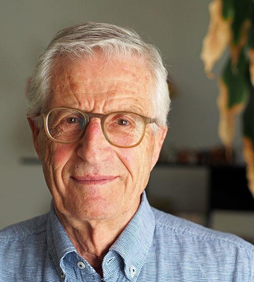 Porträt des Schweizermacher-Regisseurs Rolf Lyssy